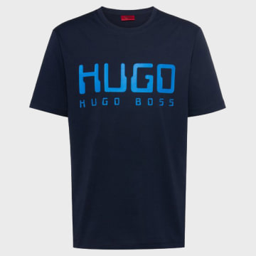 HUGO by Hugo Boss - Tee Shirt Dolive 50430758 Bleu Marine