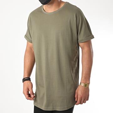 Urban Classics - Tee Shirt Oversize TB1561 Vert Kaki