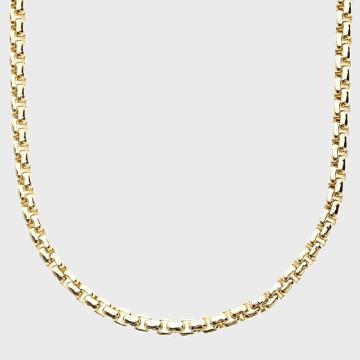 California Jewels - Collier Box Doré