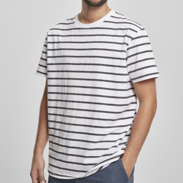 Urban Classics - Tee Shirt TB3521 Blanc