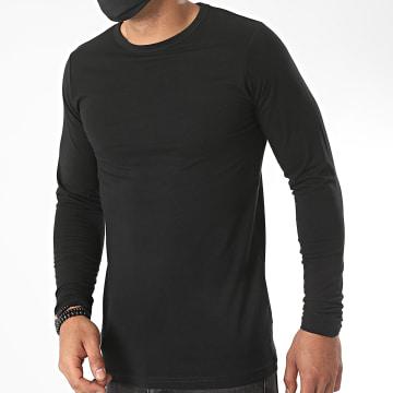 Urban Classics - Tee Shirt Manches Longues TB816 Noir