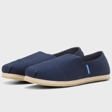 Jack And Jones - Espadrilles Canvas 12169382 Bleu Marine
