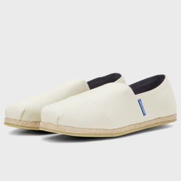Jack And Jones - Espadrilles Canvas 12169386 Beige