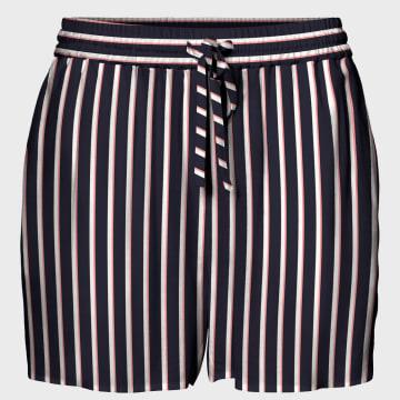 Vero Moda - Short Femme Simply Easy 10227813 Bleu Marine