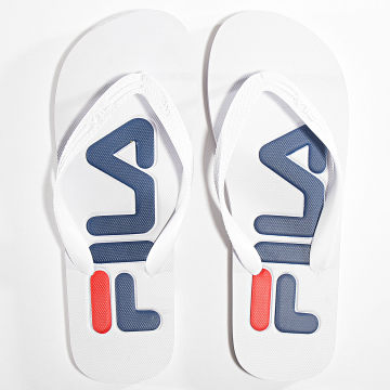 Fila - Tongs Troy Slipper 1010288 Blanc