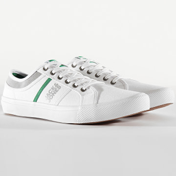 Jack And Jones - Baskets Ross Canvas 12170441 Bright White