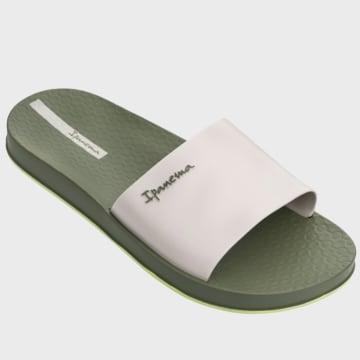 Ipanema - Claquettes Slide Vert