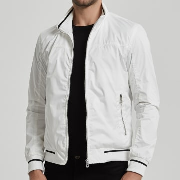 MTX - Veste Zippée 121K Blanc