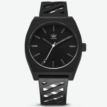 Adidas Originals - Montre Process SP2 Z25-3349 Black White Breeze