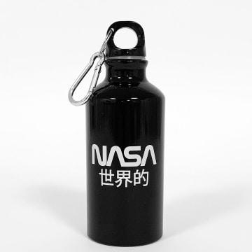 NASA - Gourde Mini Worm Logo Noir
