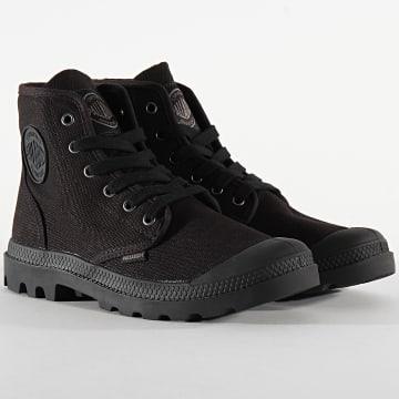 Palladium - Boots Pampa Hi 02352 Black Black