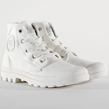 Palladium - Boots Femme Pampa Hi 92352 Star White