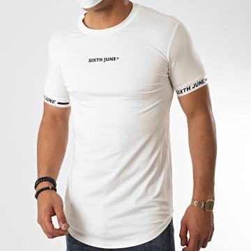Sixth June - Tee Shirt Oversize M4125VTS Blanc