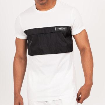 Sixth June - Tee Shirt Poche M4104VTS Blanc