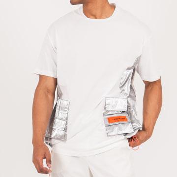 Sixth June - Tee Shirt Poche M115VTS Blanc