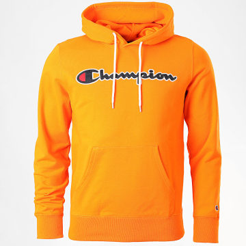 Champion - Sweat Capuche 214183 Orange