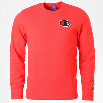Champion - Sweat Crewneck 214189 Rouge