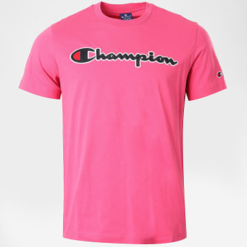 Champion - Tee Shirt 214194 Rose