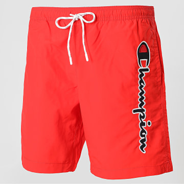 Champion - Short De Bain 214428 Rouge
