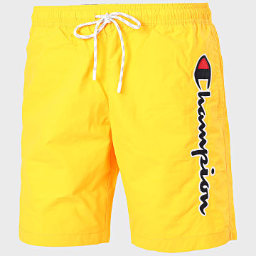 Champion - Short De Bain 214428 Jaune