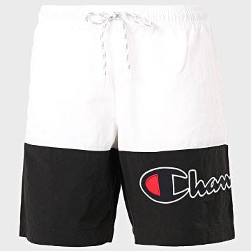 Champion - Short De Bain 214431 Blanc