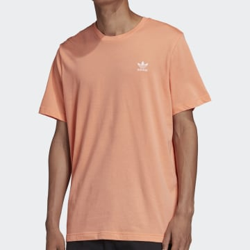 Adidas Originals - Tee Shirt Essential FM9963 Corail