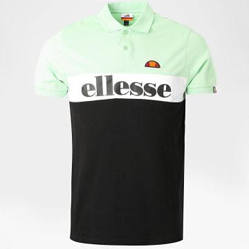 Ellesse - Polo Manches Courtes SHF09091 Vert