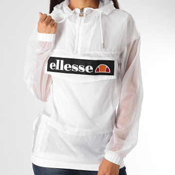 Ellesse - Coupe-Vent Femme Azzuro SGF09289 Blanc