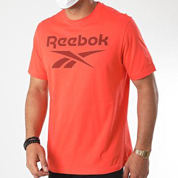 Reebok - Tee Shirt Big Logo FP9143 Rouge