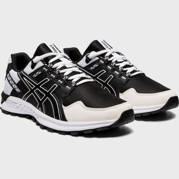 Asics - Baskets Gel Citrek 1021A221 Black White