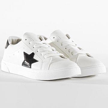 Classic Series - Baskets Femme XL17 White Black