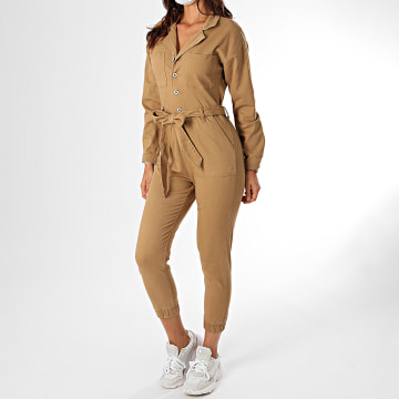 Girls Only - Combinaison Femme 33470 Camel