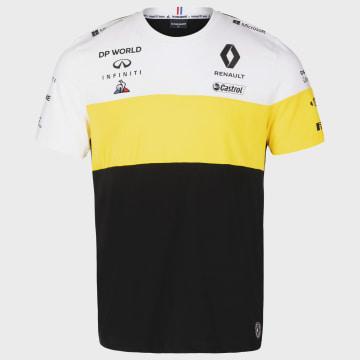 Renault F1 Team - Tee Shirt 2010953 Noir Jaune Blanc
