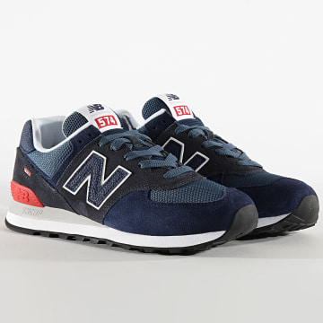New Balance - Baskets Lifestyle 574 774921 Navy