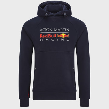 Red Bull Racing - Sweat Capuche Aston Martin x Red Bull Racing Bleu Marine