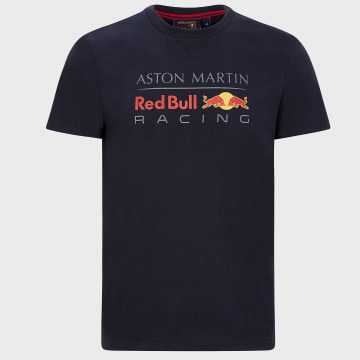 Red Bull Racing - Tee Shirt Aston Martin x Red Bull Racing Bleu Marine