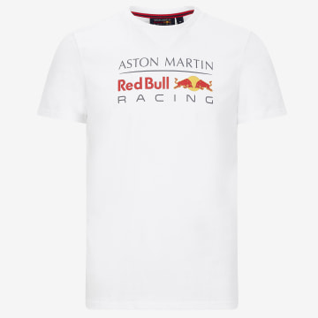 Red Bull Racing - Tee Shirt Aston Martin x Red Bull Racing Blanc