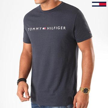 Tommy Hilfiger - Tee Shirt UMO0UM01434 Bleu Marine