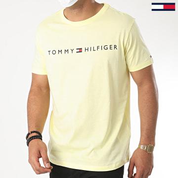 Tommy Hilfiger - Tee Shirt UMO0UM01434 Jaune