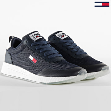 Tommy Jeans - Baskets Flexi Runner 0490 Navy