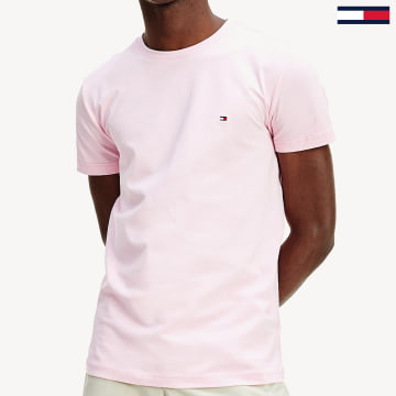 Tommy Hilfiger - Tee Shirt MW0MW10800 Rose