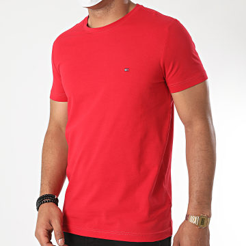 Tommy Hilfiger - Tee Shirt MW0MW10800 Rouge