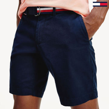 Tommy Hilfiger - Short Chino Brooklyn 3800 Bleu Marine
