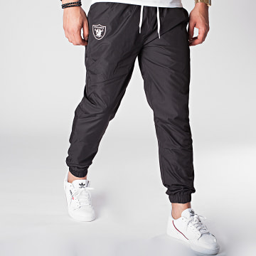 New Era - Pantalon Jogging 12369680 Oakland Raiders Noir