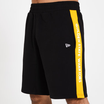 New Era - Short Jogging 12369787 Los Angeles Lakers Noir