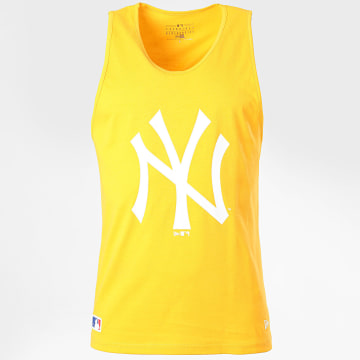 New Era - Débardeur Team Logo 12369816 New York Yankees Jaune