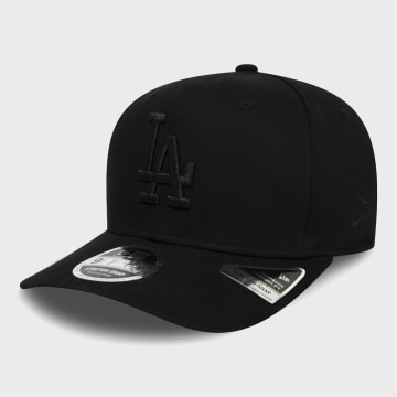 New Era - Casquette 9Fifty Stretch Snap 12285244 Los Angeles Dodgers Noir