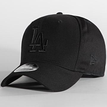 New Era - Casquette 9Fifty Stretch Snap 12285244 Los Angeles Dodgers Noir