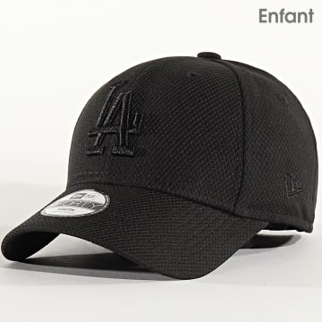 New Era - Casquette Enfant 9Forty Diamond Era 12301199 Los Angeles Dodgers Noir