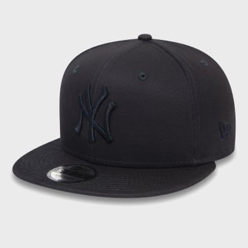 New Era - Casquette Snapback 9Fifty League Essential 12380587 New York Yankees Bleu Marine